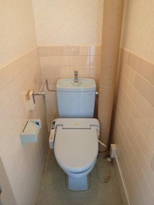 【トイレ】法泉町マンション