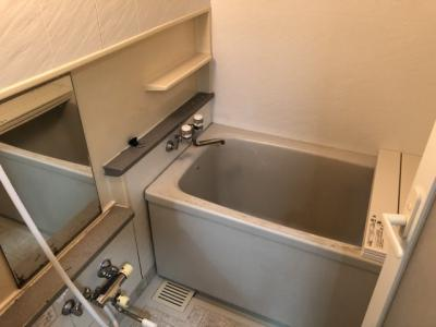 【浴室】キングマンション都島1