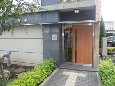 【外観】ガーデンコート蒲田