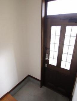 【玄関】入野町貸家