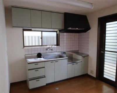 【キッチン】入野町貸家