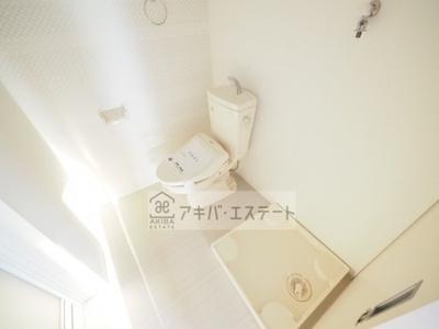 【洗面所】パークサイド小岩