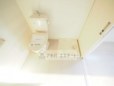 【トイレ】パークサイド小岩