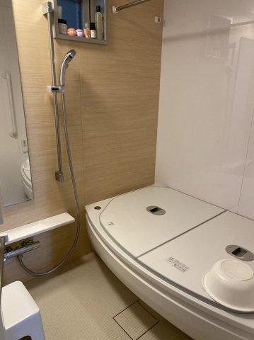【浴室】グランディアソラーレ長丘