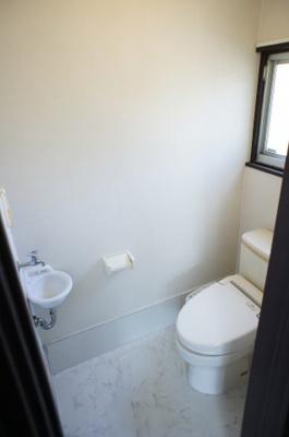 【トイレ】櫨谷町貸事務所