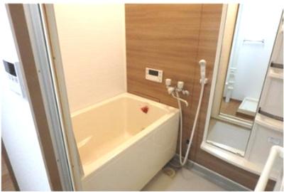 【浴室】ローレルコート北天満