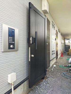 【エントランス】メゾンボヌール新中野