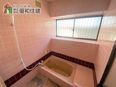 【浴室】滋賀県大津市石山寺3丁目 中古戸建