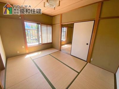 2階北和室