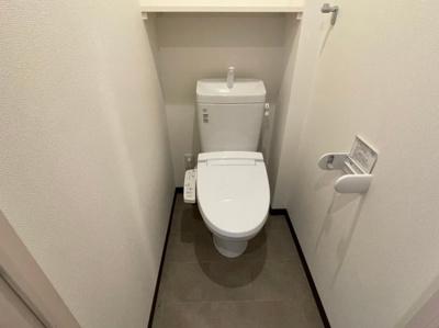 【トイレ】AM夕陽丘ファースト
