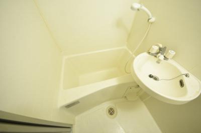 【浴室】リモージュ野上