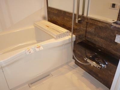 【浴室】H&Aルミナス