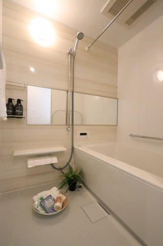 きれいなお風呂です 三郷新築ナビで検索