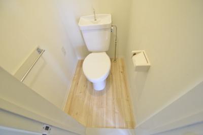 【トイレ】ビレッジハウス城蓮寺