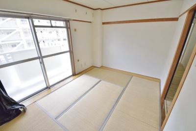 【寝室】ビレッジハウス城蓮寺