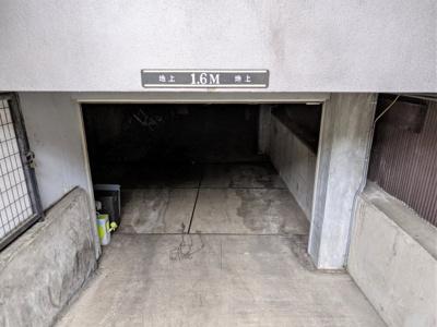 【駐車場】松裕ビル