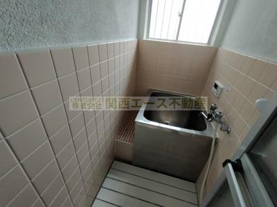 【浴室】額田ハイツ