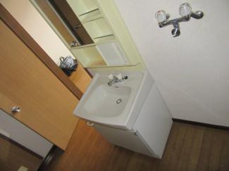 【独立洗面台】コーポラスSAKAI