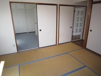 【和室】コーポ森Ⅲ