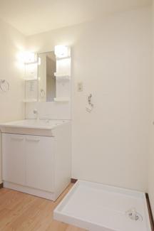 グリーンビュー祇園306号室  洗濯置き場