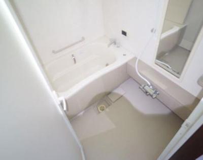 【浴室】アートフォルム山手