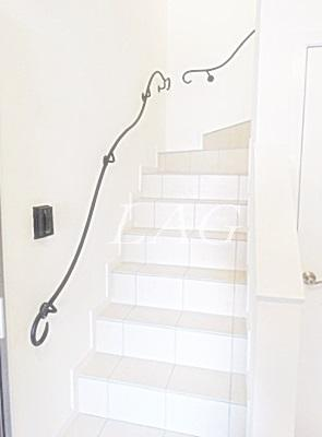 共用階段になります。