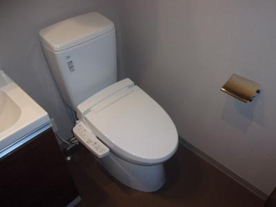 【トイレ】リアナスカイパーク押上