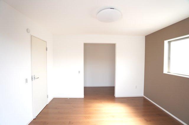 WICがあるお部屋です。