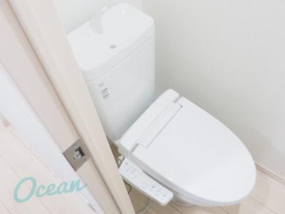 【トイレ】グランクオール千住河原町