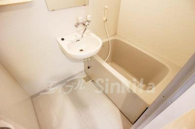 【浴室】ハイツ新和