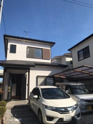 【外観】坂本7貸家 Y邸