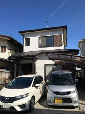 【駐車場】坂本⑦ Y邸貸家