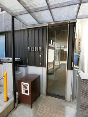 【その他共用部分】西新宿4丁目 賃貸併用住宅