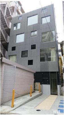 【外観】西新宿4丁目 賃貸併用住宅