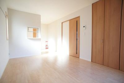 12.4帖の広めの1ルームのお部屋です♪