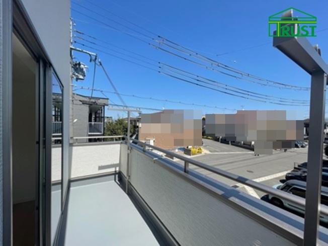 【バルコニー】神戸市西区大沢2丁目新築戸建