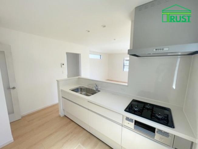 【キッチン】神戸市西区大沢2丁目新築戸建