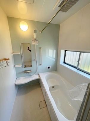 【浴室】神戸市西区大沢2丁目新築戸建