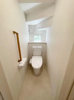 【トイレ】神戸市西区大沢2丁目新築戸建