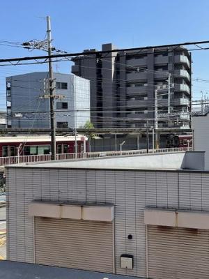 【展望】リーフジャルダン総持寺駅前