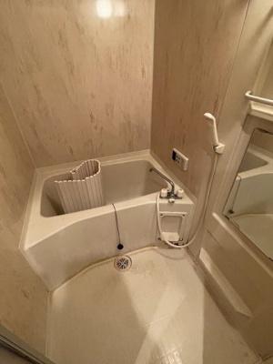 【浴室】リーフジャルダン総持寺駅前