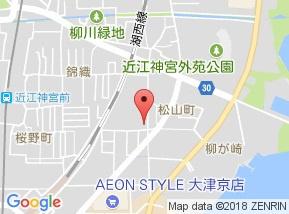 【地図】コーポ桜