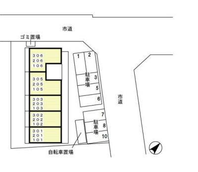 【区画図】ウェルズ