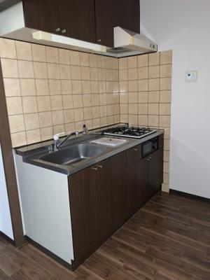 【キッチン】アルトラマンション A棟