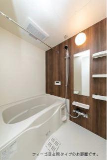 【浴室】流山アパートA