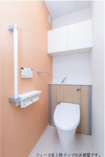 【トイレ】流山アパートA
