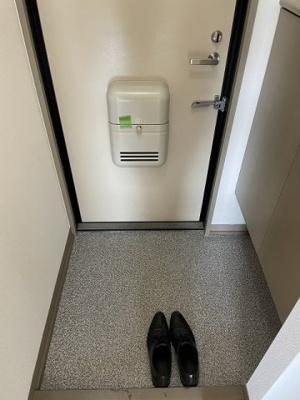 【玄関】ハイツオリオン
