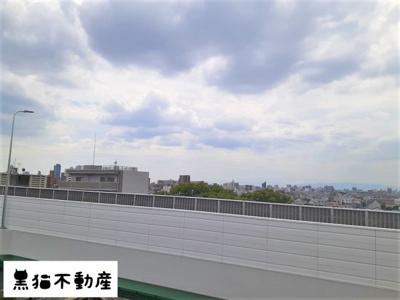 【展望】インターシティ黒川