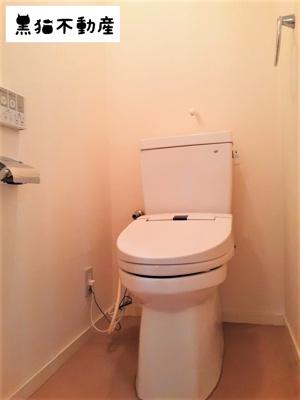 【トイレ】インターシティ黒川