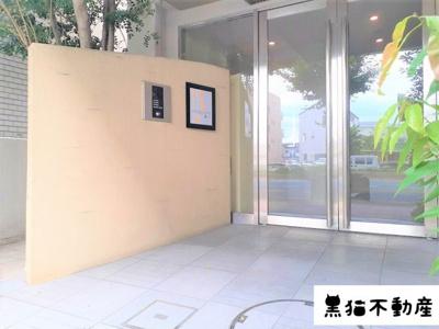 【ロビー】インターシティ黒川